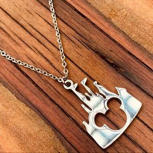 DISNEY CASTLE ♡ Mickey Necklace